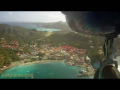 Must see landing at St Barth!