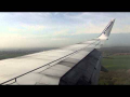 Ryanair landing at Paris – Beauvais