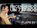 How to start a 737? – spanish -