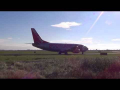 JET2 Boeing 737-377 G-CELU take-off @ Blackpool Airport
