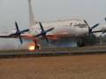 Ilyushin IL-18 Aborted Take-Off
