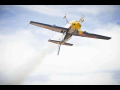 High intensity aerobatic flying with Kirby Chambliss