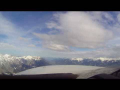 Innsbruck Airport – Takeoff (Cockpit View)