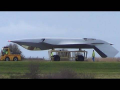 Mystery Stealth aircraft spotted at BAE Warton 18/2/2014