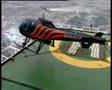 Helicopter Accident on Greenpeace ship