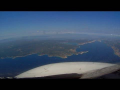 Rijeka Airport – Visual Approach