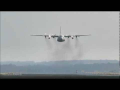 Low overhead take off C-130 Cerberus Guard Exercise 2013