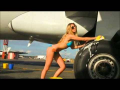 Russian Avianova Airlines Commercial with Bikini Girls