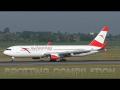 VIENNA AIRPORT | Spotting Compilation Part I