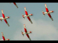 Swiss PC-7 TEAM – Swiss AF Precision Flying