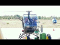 How To Use Your Helicopter To Open a Beer