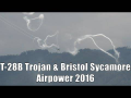 Airpower 2016 | The Flying Bulls T-28B Trojan