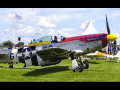 "Mustang P-51D ""Damn Yankee"" Howling – Oostwold Airshow 2015"