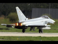 EUROFIGHTER twin-engine JET POWER
