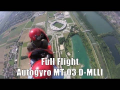 Autogyro MT-03 D-MLLI | Full Flight