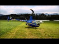 Airchallenge Styria 2013 | Takeoff 2 OE-XPX R22 Beta II