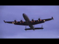 Super Constellation – Engine Exhaust Flames