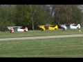 Mass Glider tow Teuge Airport 4-5-2013