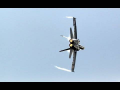 Swiss F/A-18 Hornet Solo Display Team