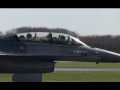 F16 Demoteam new Airshow display 2013 Volkel Airbase