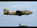 Dutch North American B-25N Mitchell Demo – Luchtmachtdagen 2016