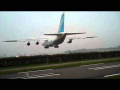 Antonov big and very low (close call)