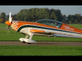 Extra 300L extreme take off Teuge Airport 2013