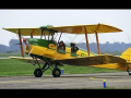 BEAUTIFUL 1942 De Havilland DH-82A Tiger Moth PH-DLK