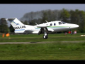 2x Jet Take off and landing N884AM   PH-DEZ Teuge