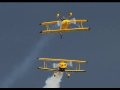 Trig Aerobatic Team Pitts Special S-1D @ Blackpool Air show 2013