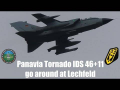 Panavia Tornado IDS loud go around