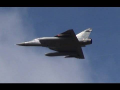 FAF Mirage 2000 Afterburner takeoff NATO Frisian Flag 2013 EHLW