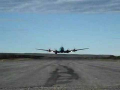 Buffalo Airways DC-4 Low Pass