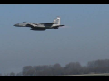 Full Afterburn Take-off – FRISIAN FLAG 2015