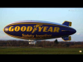 Goodyear Blimp Landing