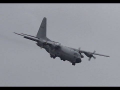 C-130 Hercules TACTICAL Demo Sanicole 2016