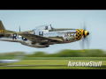 P-51 Mustang Low Flybys