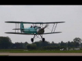 Low pass PH-OPA Stampe SV-4B Wings 2013