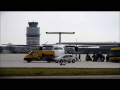 InterSky Dash 8 getting ready for takeoff | timelapse