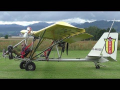 Moyes Dragonfly C landing at Airfield Wolfsberg | D-MOZE