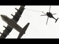 C-130 Refuelling HH-60 Pave Hawks