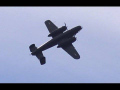 Dutch B-25 Almost Inverted – Wings Of Freedom 2015