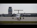 InterSky Dash 8 getting ready for takeoff | OE-LIC