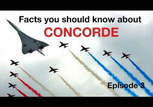 Facts you should know about Concorde