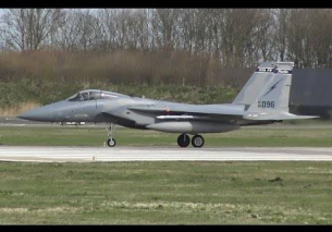 FRISIAN FLAG 2015 – Openings day F15 – F16 – F18 – EF2000