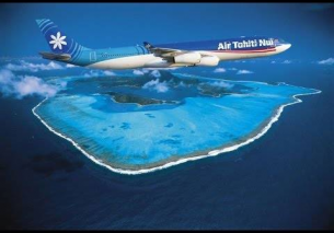 Air Tahiti Nui Airbus A340 Operations