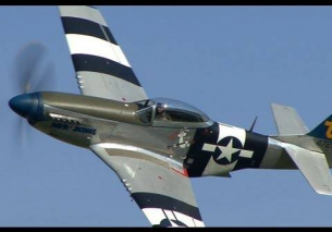 P-51D Mustang Awesome Sound !!!