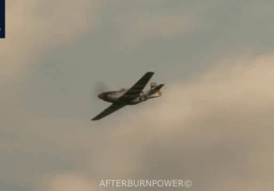 P-51 Mustang Screaming Supercharger