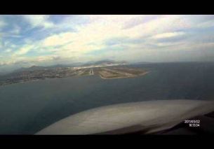 Nice Cote d'Azur Airport – Approach