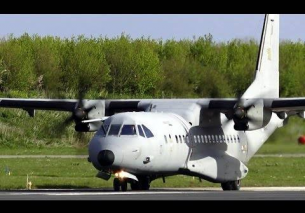 Backtrack Finnish TUKILLV CC-3   2x Polish EADS CASA C-295